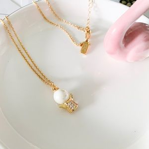 Kate Spade Angel Pendant Necklace